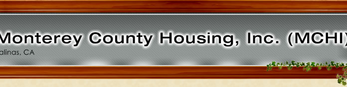 Monterey County Housing, Inc. (MCHI)